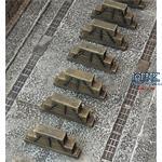 Ausstattung Dock / Dock Equipment