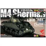 "US Sherman M4 ""FAY"""
