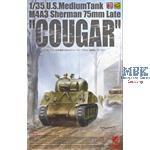 "M4A3 Sherman 75mm Late ""Cougar"""