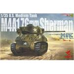 Sherman M4A1  76 mm