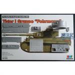 Zimmerit für Tiger I Gruppe Fehrmann  (Rye Field)