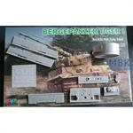 Zimmerit für Bergepanzer Tiger I  (Rye Field)
