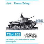 Turan - Zrinyi Einzelgliederkette 1:16