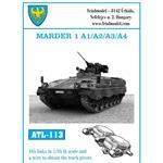 Marder 1 A1/A2/A3/A4