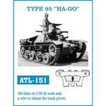 """TYPE 95 """"HA-GO"""" track"""