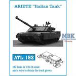 "Ariete ""Italian Tank"" tracks"
