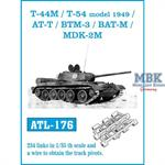 T-44M/T-54 mod.1949/AT-T/BTM-3/BAT-M/MDK2-M