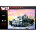 Panzerbefehlswagen III Ausf.J