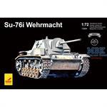SU-76i  Wehrmacht