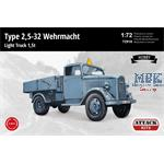 Type 2,5-32 Wehrmacht Light Truck 1,5t Hobby Line2