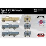 Type 2,5-32 Wehrmacht Light Truck 1,5t Hobby Line2