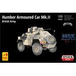 Humber Armoured Car Mk. II British Army