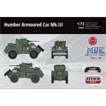 Humber Armoured Car Mk. III British Army