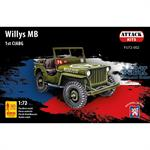 Willy´s MB 1st CIABG   1/72