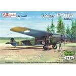 Fokker F-VIIa Military
