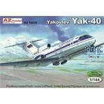 Yakovlev Yak-40 LOT/ Olympic
