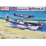 Supermarine Spitfire Mk.IXc MTO