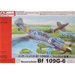 """Messerschmitt Bf 109G-6 """"Over Finland"""""""