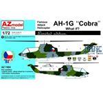 "Bell AH-1G Cobra ""What If"" FIN, CZ, HU and SWE"