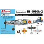 Messerschmitt Bf 109G-2 Romanian service
