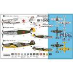 """Messerschmitt Bf 109G-2 """"Captured"""""""