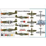 P-51B Mustang 357.FG Aces