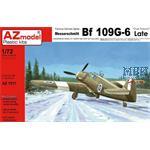 """Messerschmitt Bf 109G-6  """"Over Finland"""" late"""
