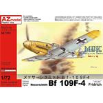 Bf 109F-4 Aces