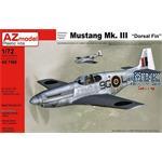 "Mustang Mk.III ""Dorsal fin"""
