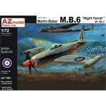 """Martin Baker MB.6 """"Night Ferret"""""""