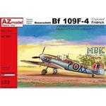"""Messerschmitt Bf 109F-4 """"Captured"""""""