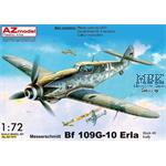 Bf 109G-10 ERLA early, block 49
