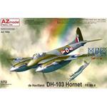 de Havilland DH-103 Hornet F.Mk.4