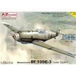 """Messerschmitt Bf 109E-3 """"Over Spain"""""""