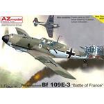"""Messerschmitt Bf 109E-3 """"Battle of France"""""""