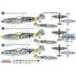 """Messerschmitt Bf 109E-4 """"In Slovak Service"""""""