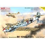 """Messerschmitt Bf 109E-7 Trop """"Over Africa"""""""