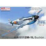 HA-1112M-1L Buchón