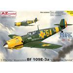 """Messerschmitt BF 109E-3a """"In Romanian Service"""""""