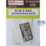 ZLIN Z-242L Photoetched Parts