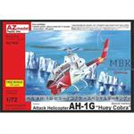 """Bell AH-1G Huey Cobra  """"US Army & Nasa"""""""