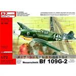 Messerschmitt Bf 109G-2 'Early Gustav'