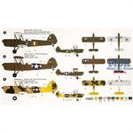 Saiman 200, Italian AF, USAAF