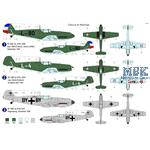 """Messerschmitt Bf 109E-3 """"In Yugoslav Service"""""""