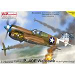 P-40E Warhawk 49.th FG