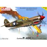"""P-40E Warhawk """"AVG"""""""