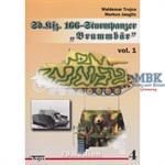 Sdkfz 166 - Sturmpanzer \'Brummbär\' vol. 1