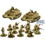 Bolt Action: 8th Army carrier patrol