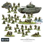 Bolt Action: British & Canadian Starter Army 43-45