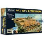 Bolt Action: Sd.Kfz 251/7 D Pionierwagen